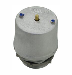 Válvula de Vácuo 2,5 kPa e Pressão 22 kPa Rosca Externa