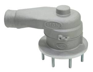 Válvula de Ventilação com prisioneiro por baixo 52mm - Viton