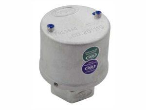 Válvula de Alívio e Pressão 120 kPa