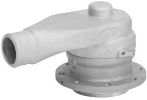 Válvula de Ventilação 52mm - Viton
